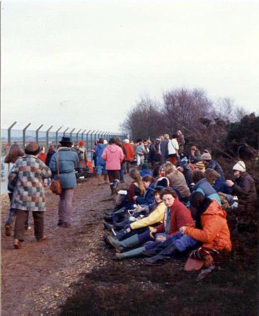 Greenham Common Women's Peace Camp