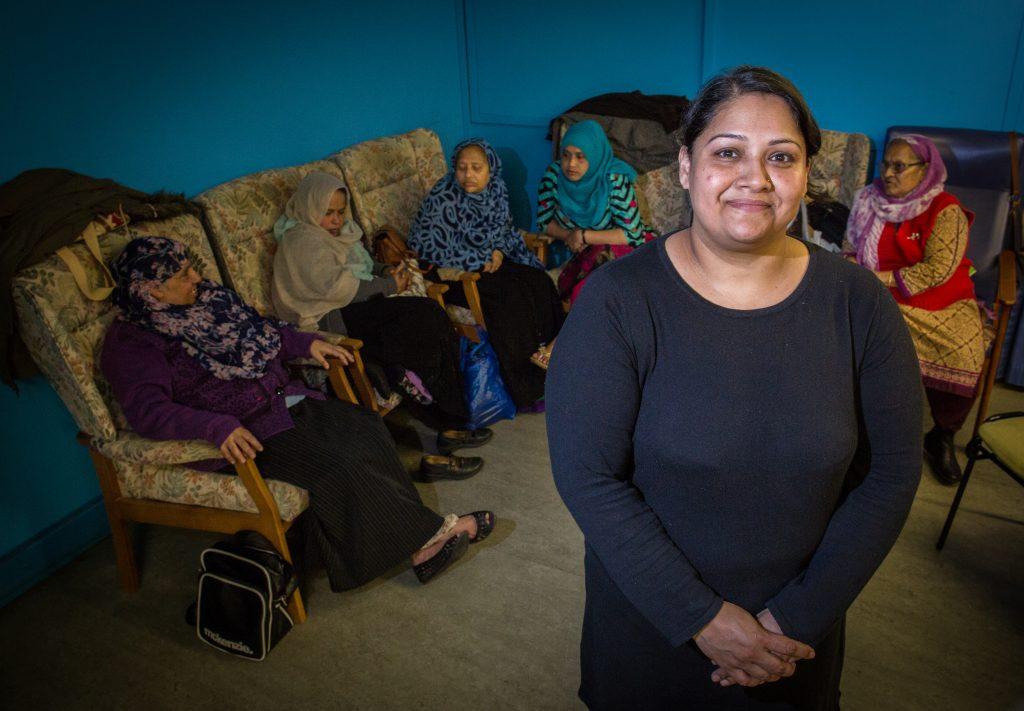 Sabeha Miah, Boundary Women's Group (Elizabeth Dalziel)